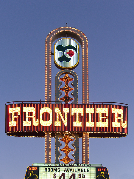 Frontier at Night