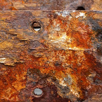 Rusted Beam