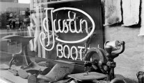 Justin Boot